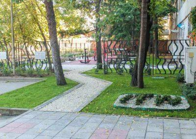 ITW Appliance Components – изграждане на зелени площи в гр. Пловдив