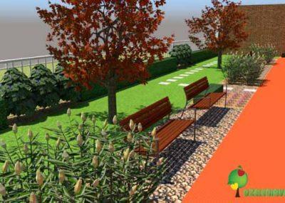 Проект за озеленяване ITW Appliance components